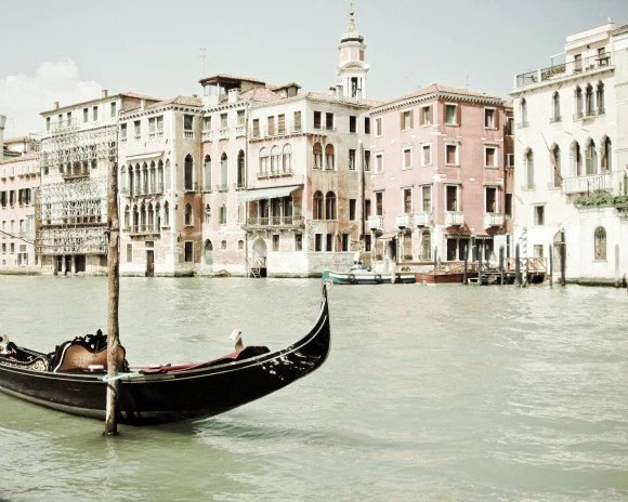 Bella Venezia - Fine Art Photo - Enchanting Venice Italy - BOGO sale - 8x10