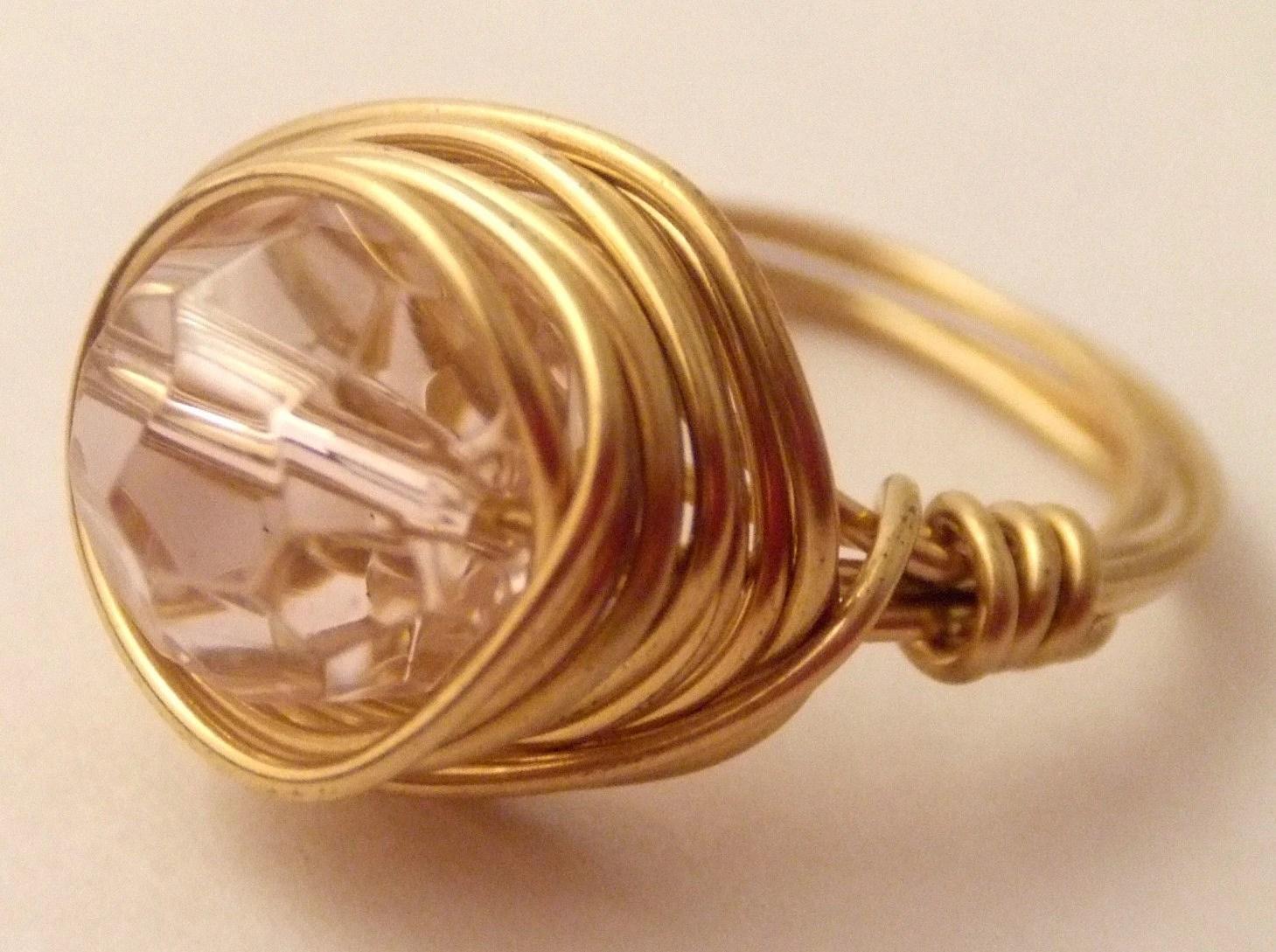 PINK Glory Ring