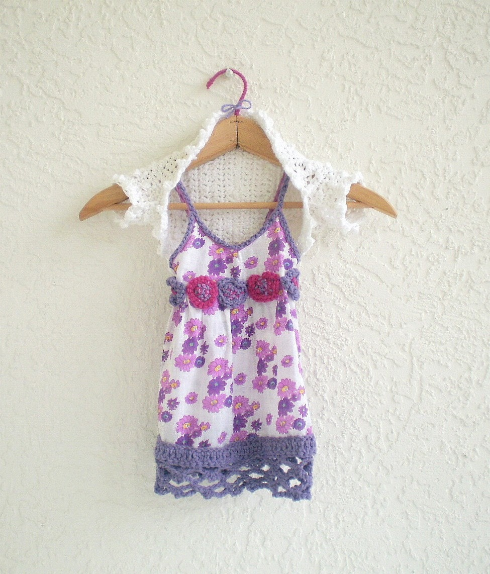 baby sundress three piece outfit
