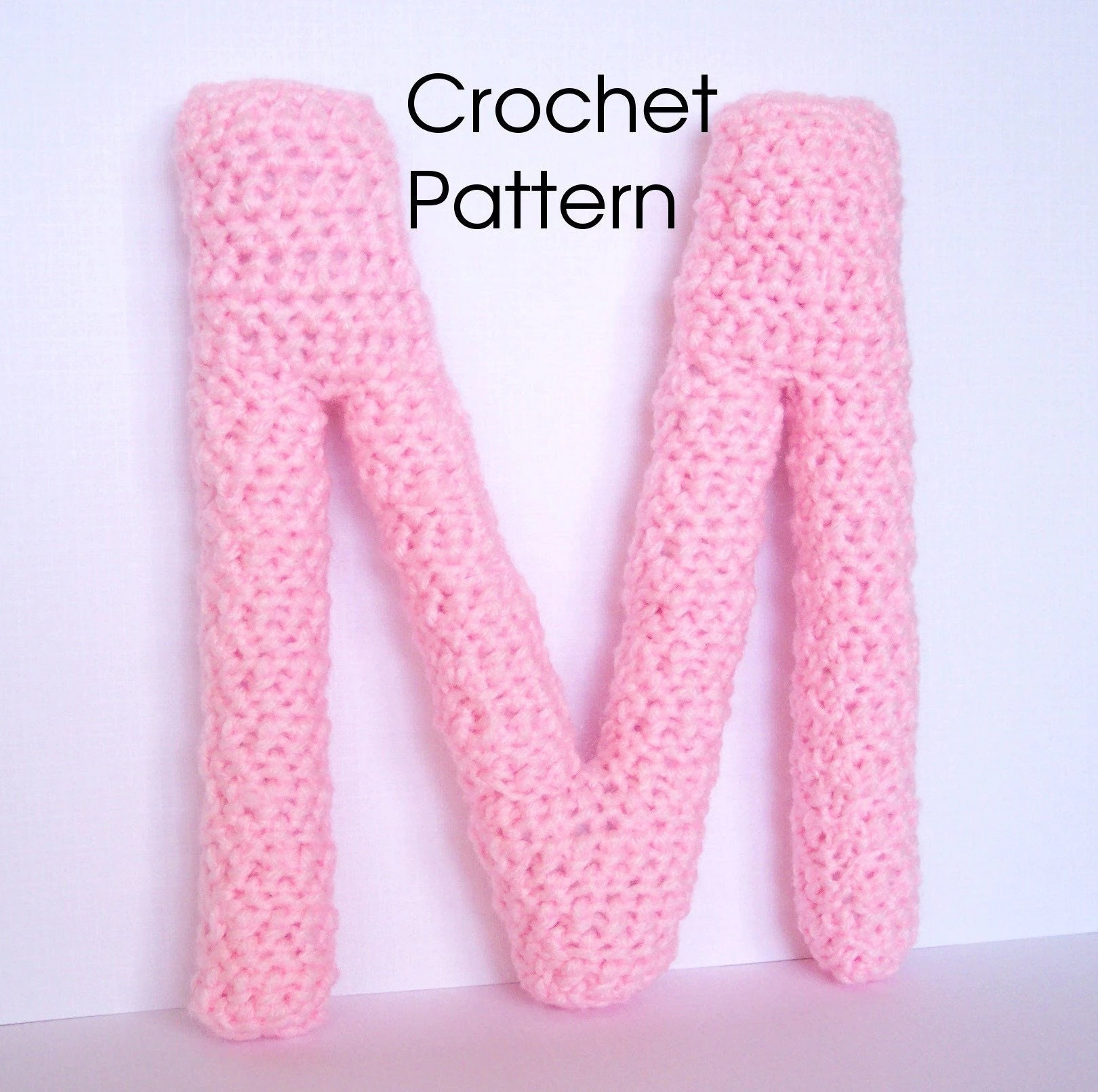 Free Crochet Alphabet Pattern Crochet Tutorials