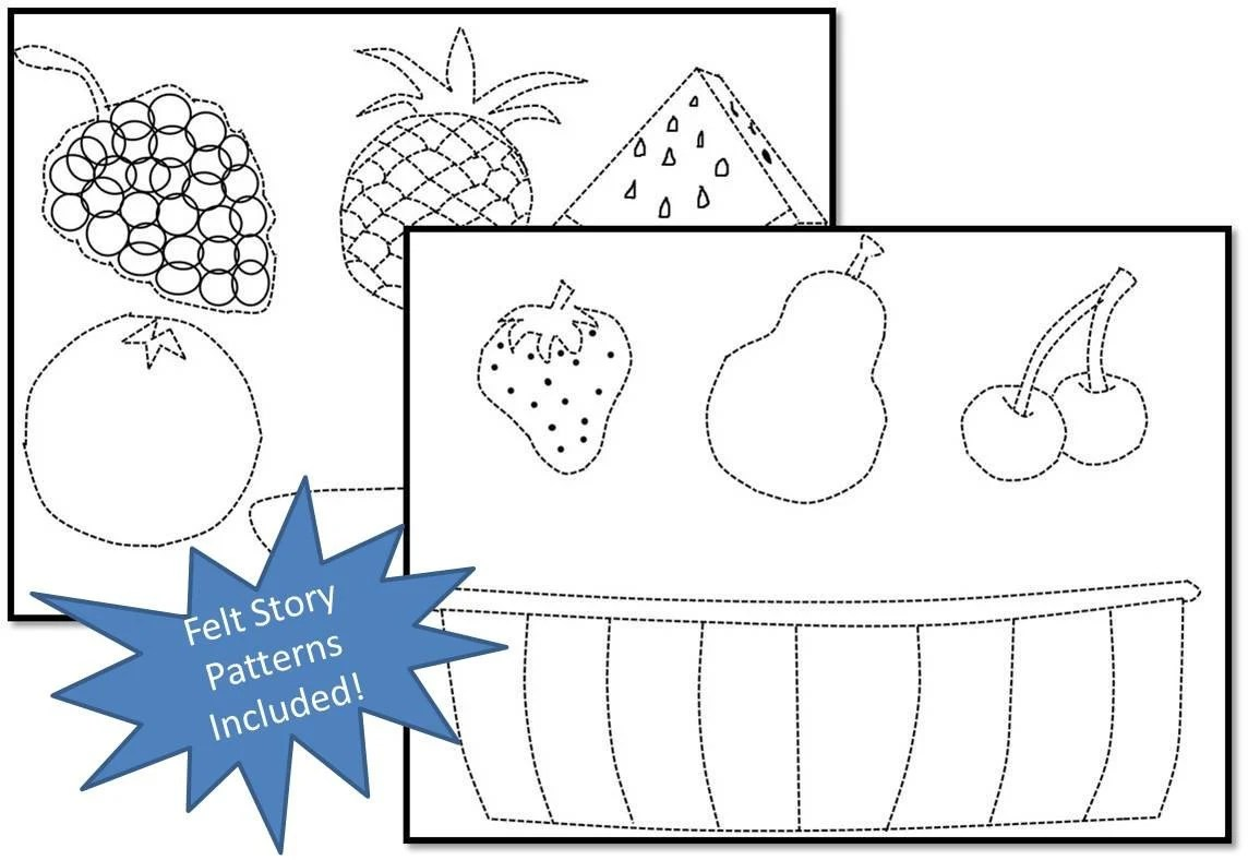 Free Flannel Board Patterns Patterns