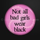 Pinker Button: Not all bad girls war black