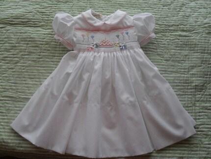 My First Birthday Cake Dress 12 Mos Size