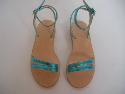 MIAMI HANDMADE SANDALS by TUTO.