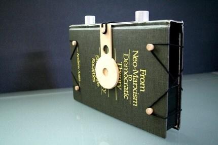 Hardback Book Pinhole Camera