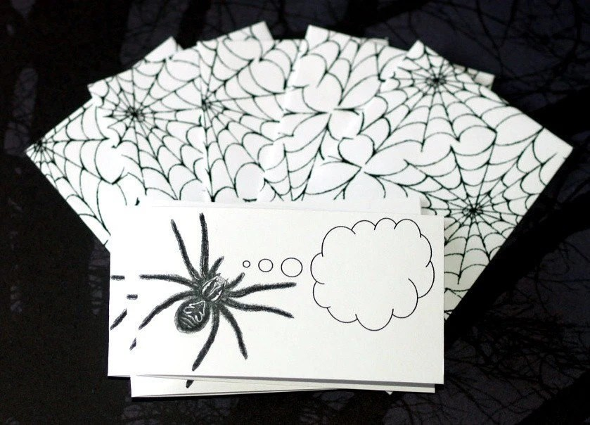 Time2cre8s tarantula minicards