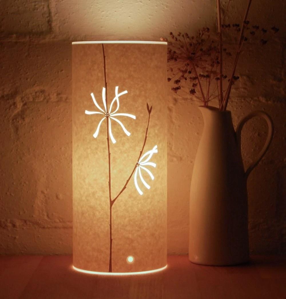 Small Witch Hazel Lamp