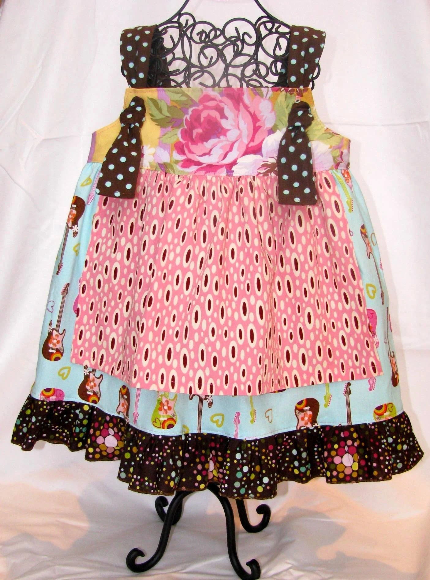 Rockin Rosie Knot Dress