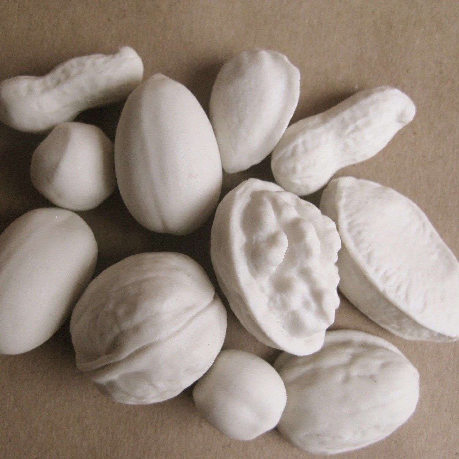 Porcelain Mixed Nuts