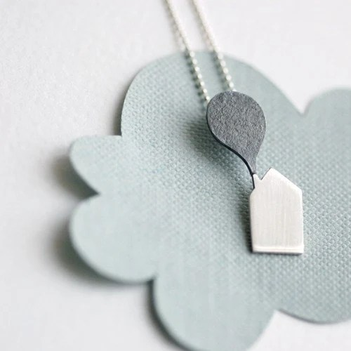 Little Cabin Necklace