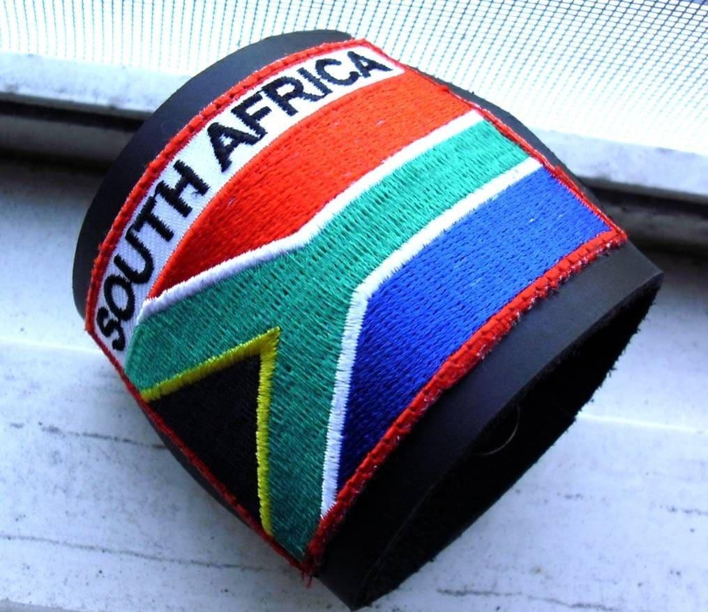 Women's SA flag Cuff