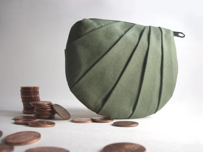 Green Coin Purse- $26
