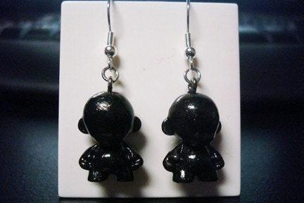 kidrobot munny earrings