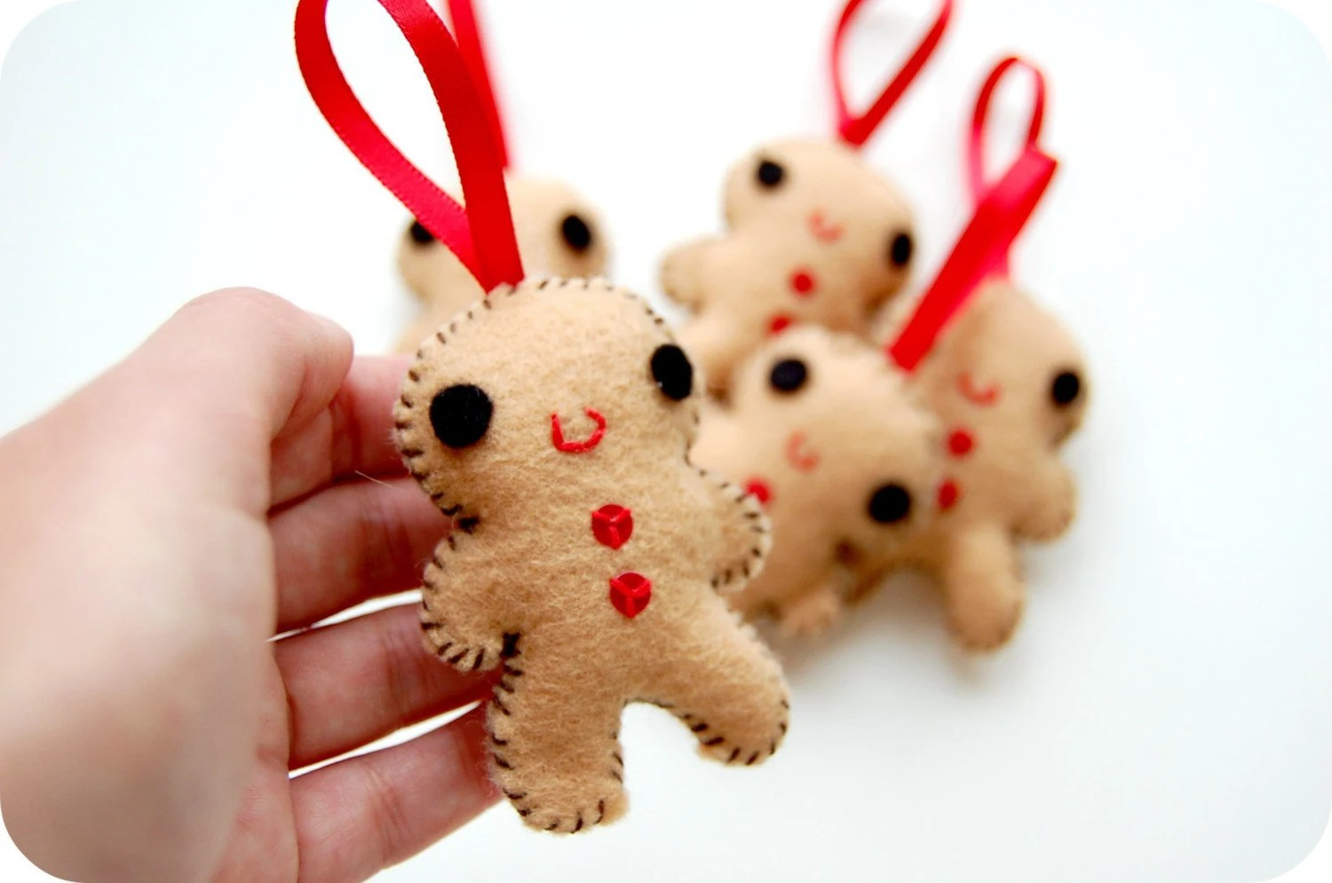 Ginger Bread Man Christmas Ornament