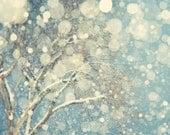 Snowblind - Fine art photograph - Winter blizzard abstract