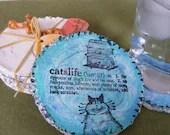 Coaster Art Party Favor