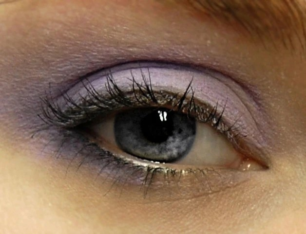 VIOLETTA Mineral Eye Shadow -  Violet Purple Eyeshadow - Large 10 gram Jar