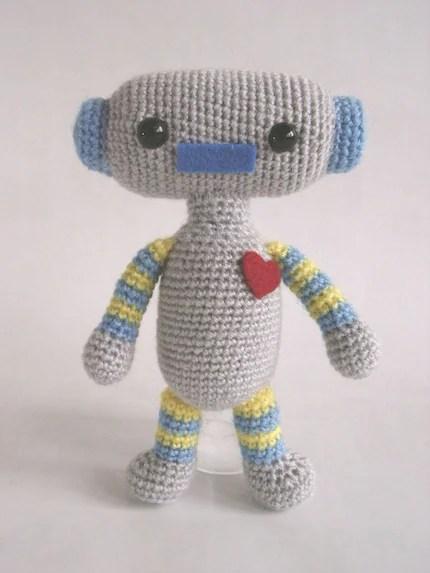 iRobot - PDF Crochet Pattern