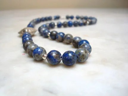 Denim Dreams Necklace