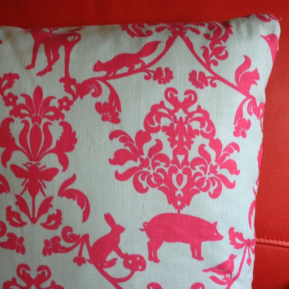 Japanese classic animals pillow cover 18 inch