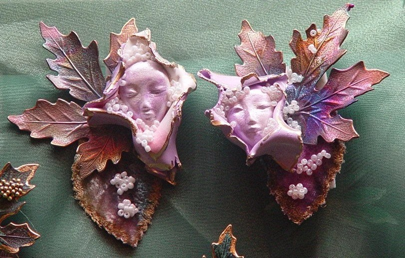 Leaf Ladys, Pixies, Sprits, Faeries