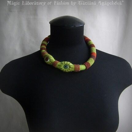 tianache fiber jewelry