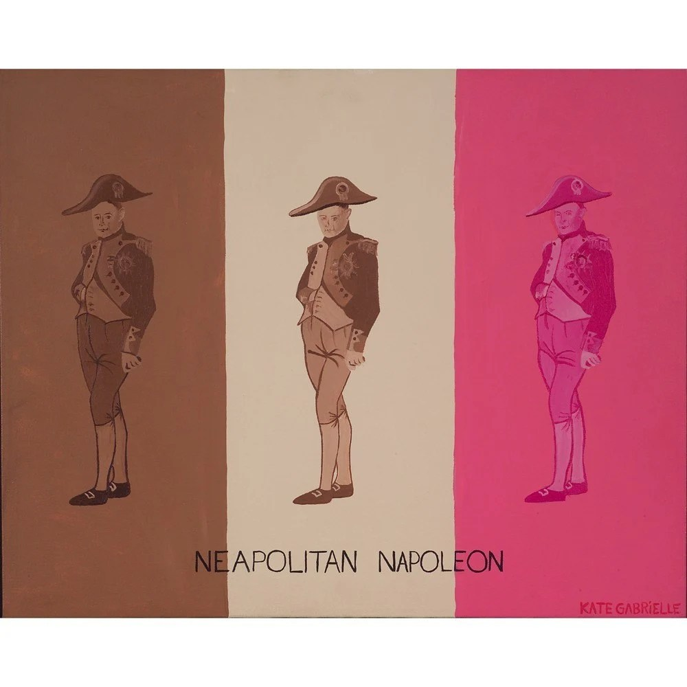 NEAPOLITAN NAPOLEON Signed Numbered Matted Art Print ... Free Shipping ... Buy 2 Get 1 Free