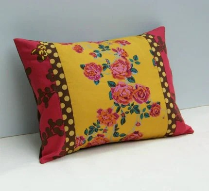 Garden Party Pillow Cover 12x16 inch Anna Maria Horner