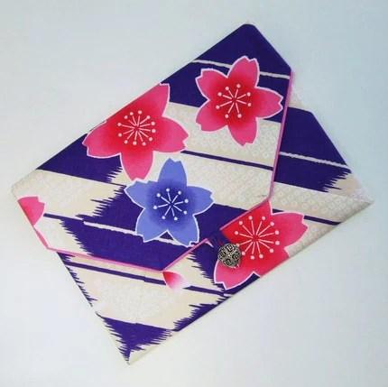 Sakura Sukiya-bukuro Pouch