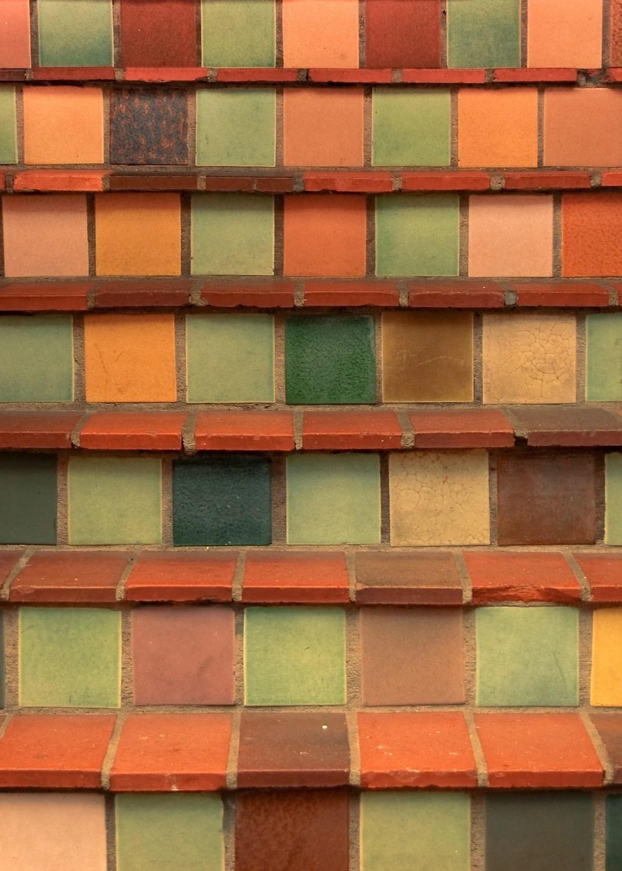 5x7 Fine Art Photo Print - Step Mosaic