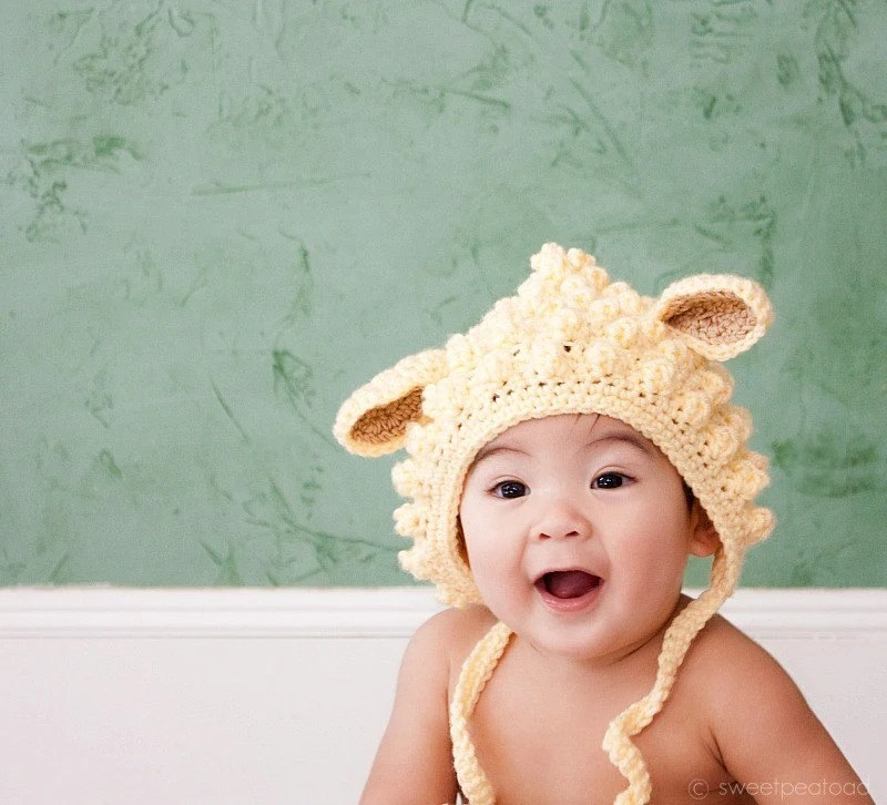 Little Lamb Hat (Organic Cotton)