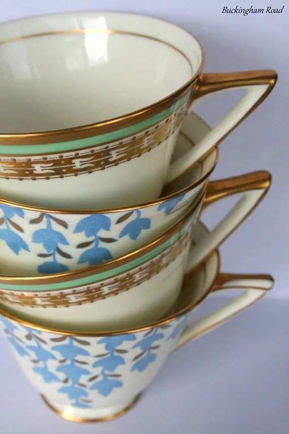Fill your cup - Tea 3 Range - Art Deco Tea Cup Photograph
