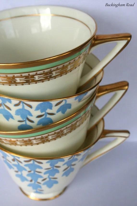Fill your cup - Tea 3 Range - Art Deco Tea Cup Photograph