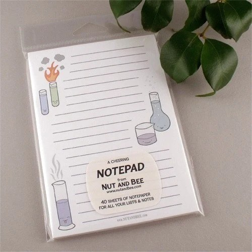 Notepad - Science Time