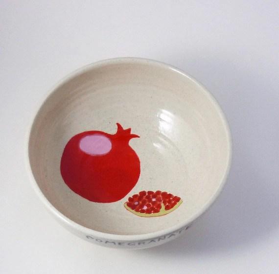 Pomegranate Bowl