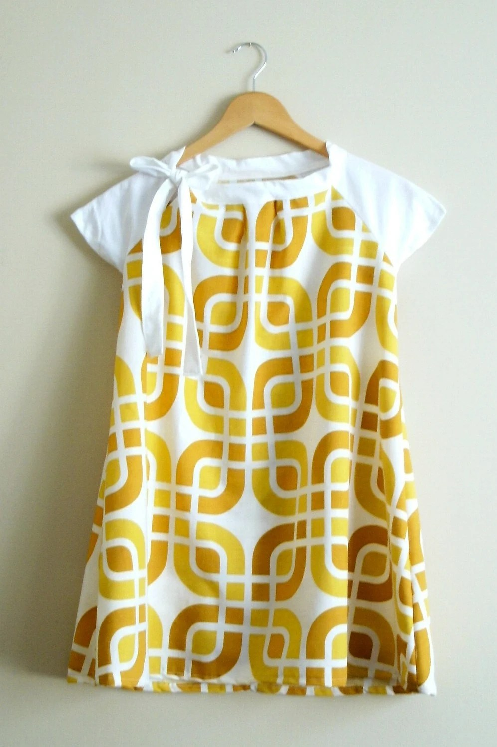 Mod Mellow Yellow Dress Limited Edition
