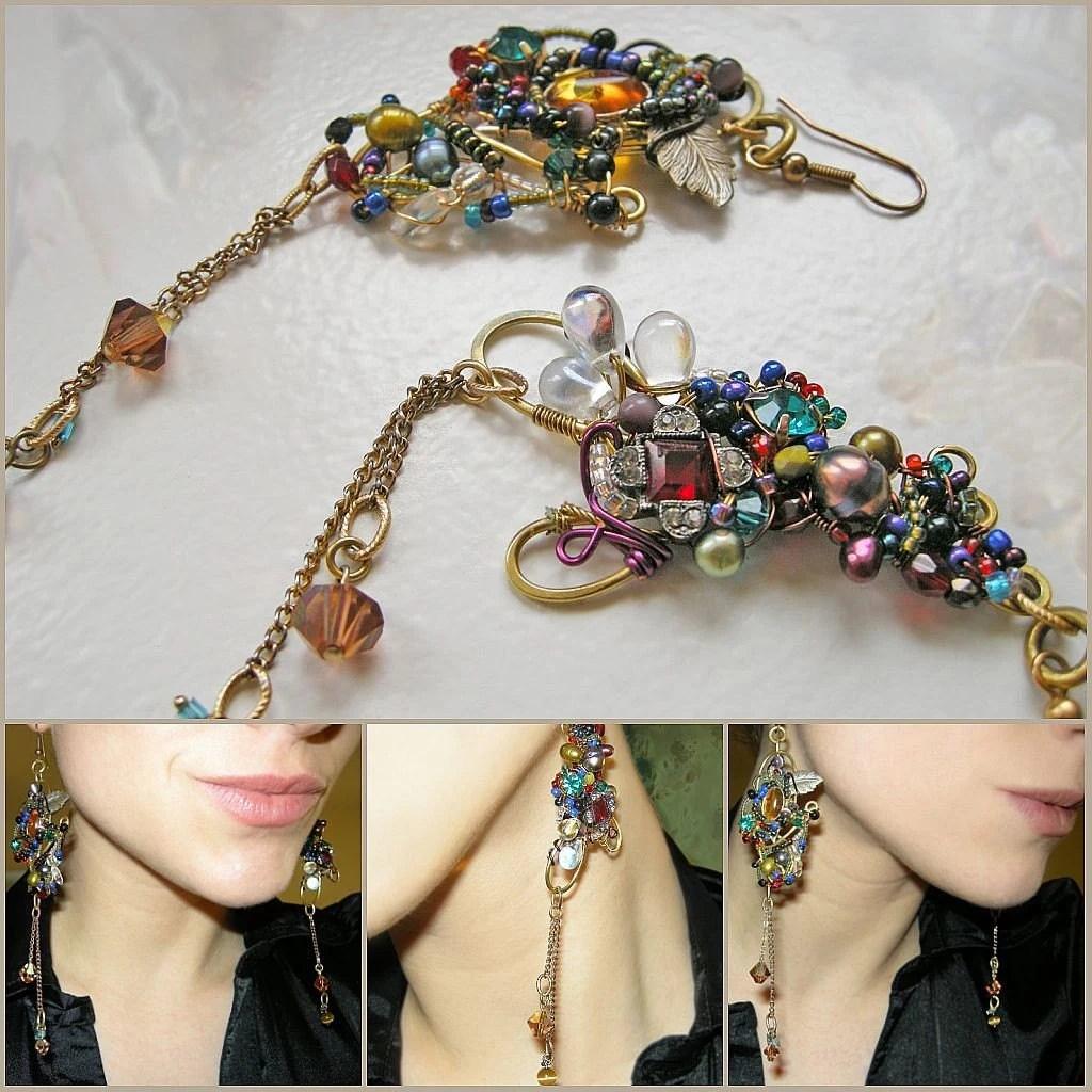 Sartorial  Hedonist Earrings