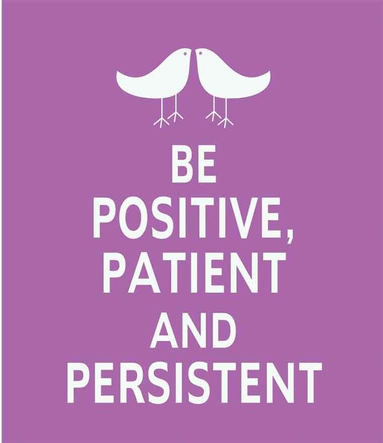 birds, patience, positive, quote, motivational