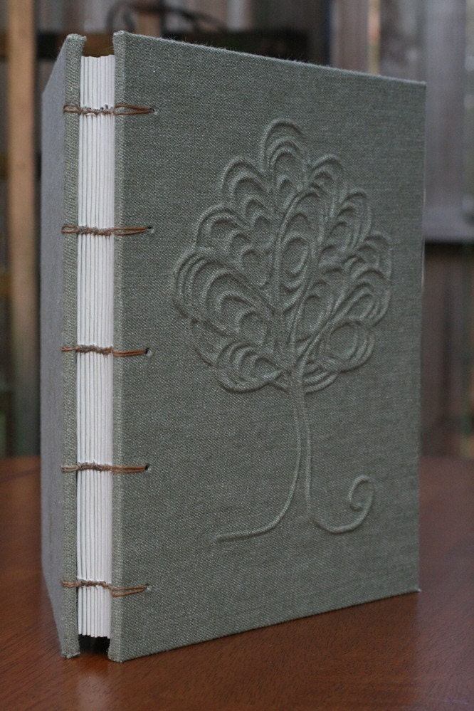Peacock Tree notebook