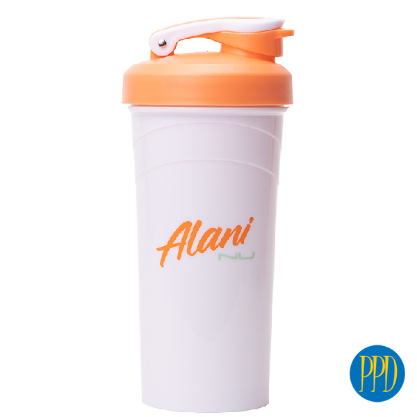 shaker cup with snap lid for New York and New Jersey business marketers