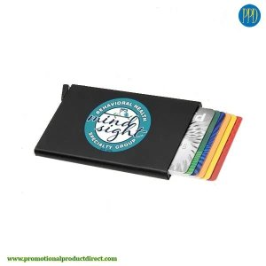 secrid-card protector-lime- RFID blocking credit card holder for business to business marketing in New York and New Jersey.