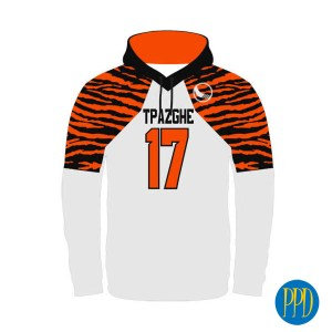 hoody for team sports