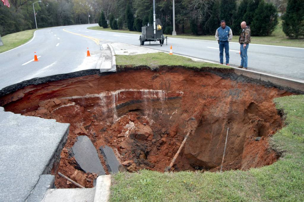 Should I worry about sinkholes?