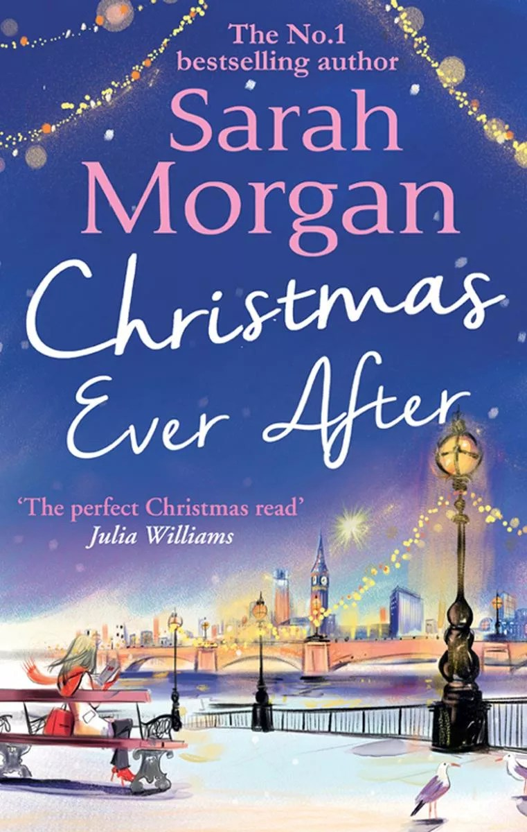christmas ever after sarah morgan