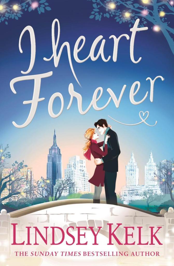 i heart forever by lindsey kelk