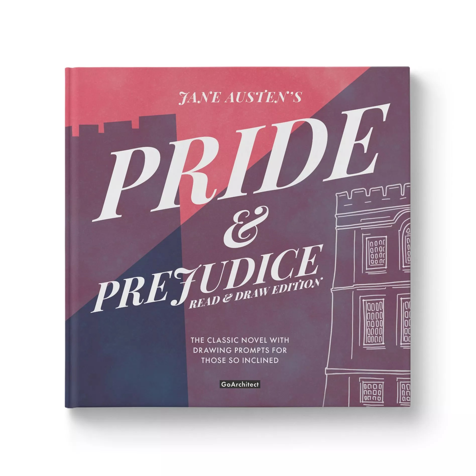 Pride and Prejudice - Front Cover