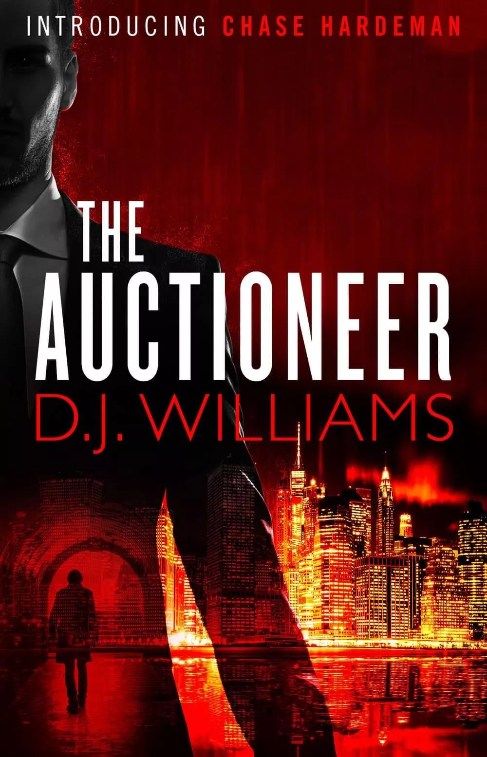 the auctioneer dj williams
