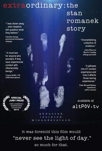 Extraordinary The Stan Romanek Story