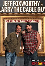Jeff Foxworthy & Larry the Cable Guy: We've Been Thinking – Magnetlank
