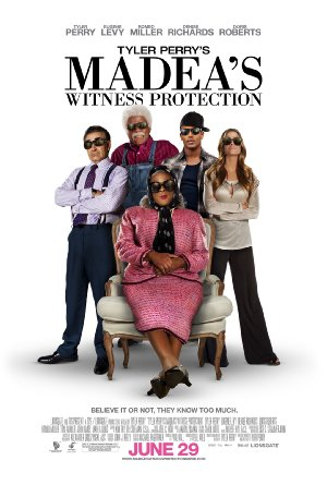 Madeas Witness Protection